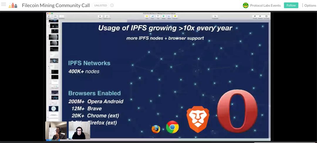 Filecoin矿工社区会议丨主网将按时启动,100万FIL奖励角逐即将开始