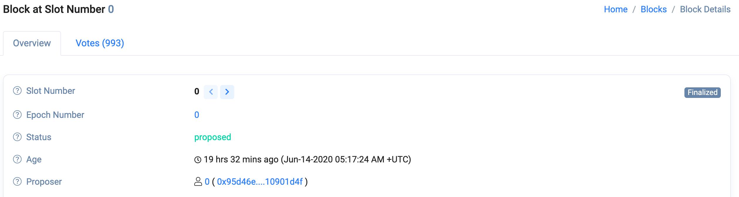 以太坊2.0测试网Onyx于6月14日启动,创世区块已生成