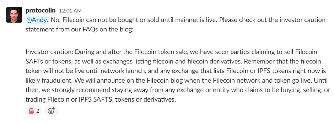 万字长文:关于Filecoin期货与矿机的一切 | 火星火线 NO.1