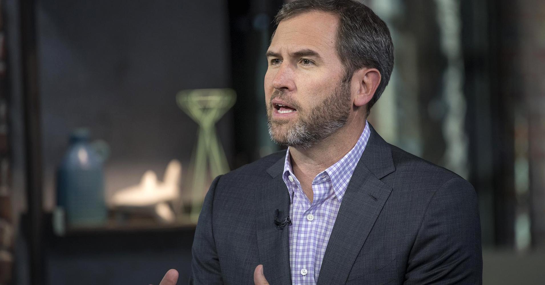 Ripple CEO:美元走弱的同时加密货币将走强