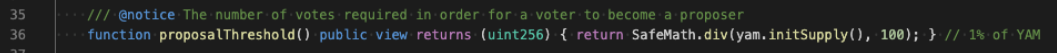 回天乏术,一开始就注定失败的YAM投票拯救行动!