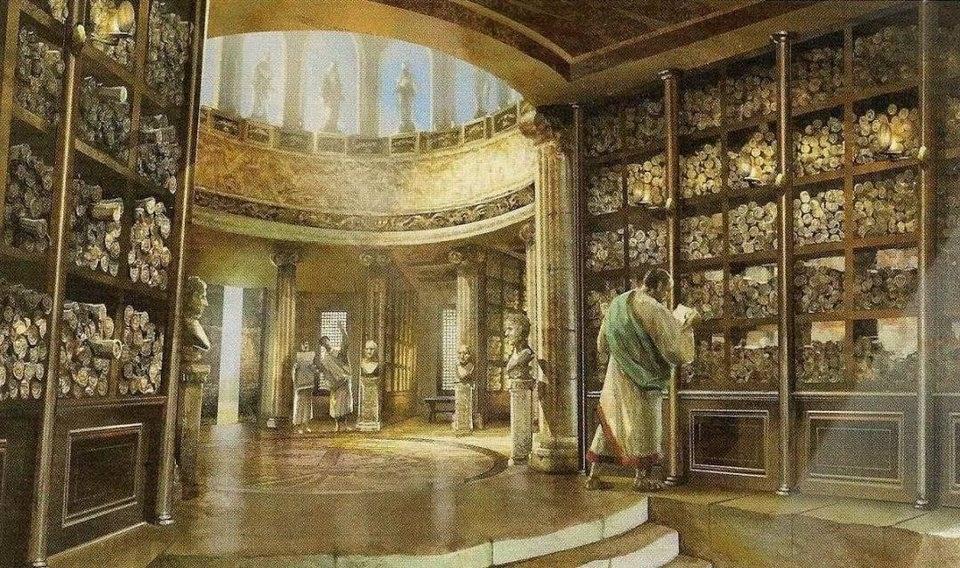 Arweave 的潜力是复兴亚历山大图书馆,而非 Filecoin 替代品