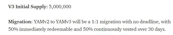 火星一线 | Yam Finance宣布进入V3阶段,YAMv2代币24小时涨超100%